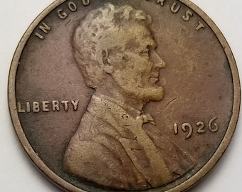 15/% off 5+ 1929 P Lincoln Wheat Penny