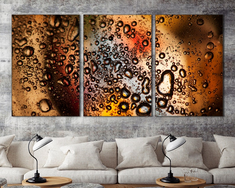 Outdoor Metal Wall Art Extra Large Multi Panel Trippy Art Etsy