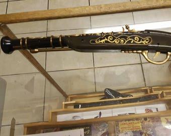 Flintlock Pistol Prop Gun