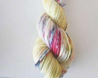 Hand-dyed Merino DK