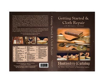 Getting Started in Bookbinding DVD