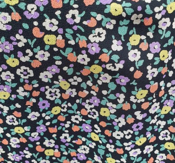 CAROLINE CHARLES LONDON Silk Two Piece Set. Flora… - image 5