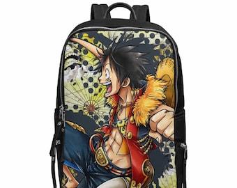 314f1bad4329 Monkey D Luffy Backpack
