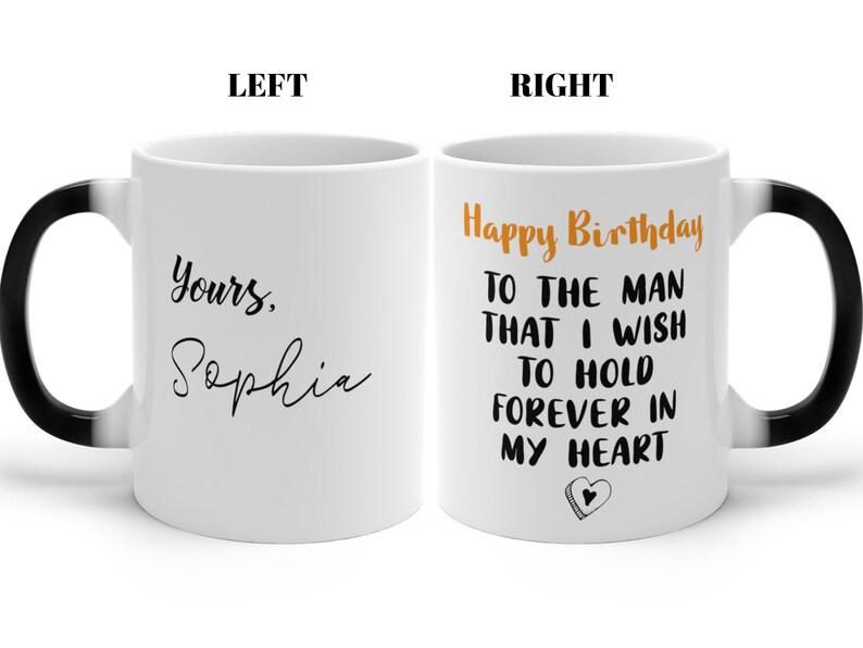 Personalize Happy Birthday Mug Custom