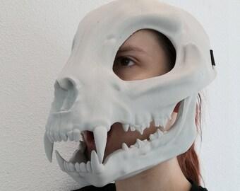 Fursuit Mask skeleton DIY animal costume mask body material Headgear bone