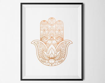 4fe5630c712 Mandala Style Wall Art Print - A3 A4 A5   FOIL PRINTING AVAILABLE