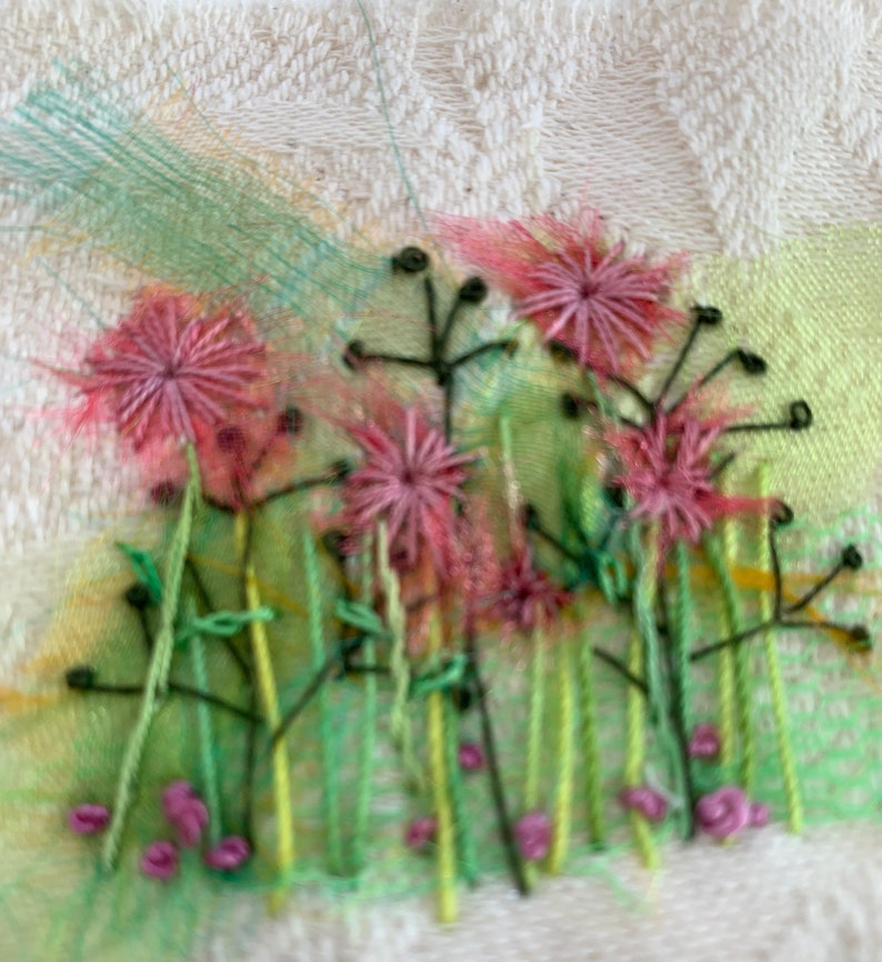 Ragged Robin Creative Embroidery Kit image 7