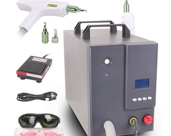 Portable Q Switch Nd-yag Laser 1064nm 532nm Skin Rejuvenation Anti-aging Beauty