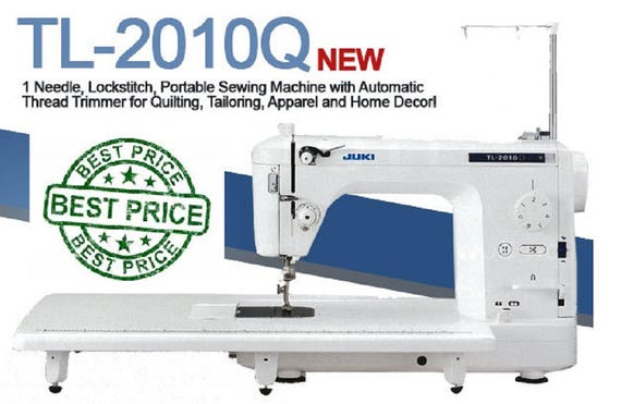 Juki TL40Q LongArm Sewing Quilting Machine Etsy Impressive Sewing Quilting Machine