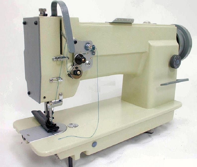 Upholstery Sewing Machine >> Yamata Gc0618 Commercial Upholstery Needle Feed And Walking Foot W Stand Lamp Servo Motor Diy