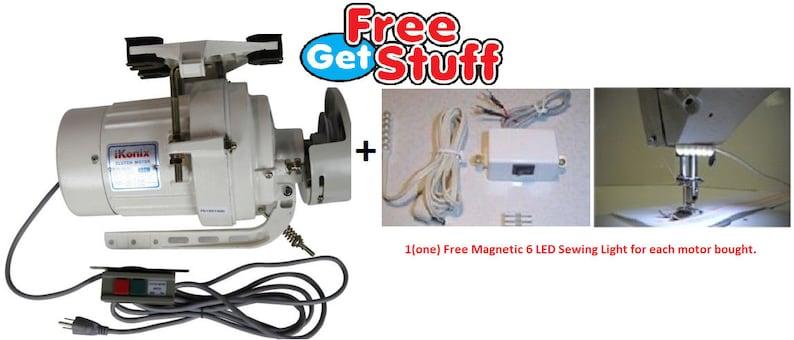 Pleasing Clutch Motor Industrial Sewing Machine High Speed 1 2 Hp 110 Etsy Wiring Cloud Strefoxcilixyz