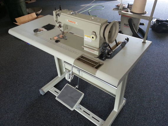 Yamata Fy5318 Walking Foot Lockstitch Sewing Machine Etsy