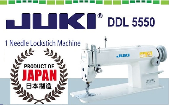 Juki DDL40 Industrial Sewing Machine Made In Japan Head Etsy Simple Juki Industrial Sewing Machine Instruction Manual