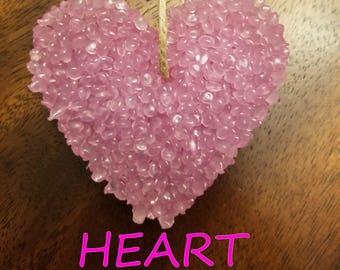 Aroma Bead Air Freshener-- Heart