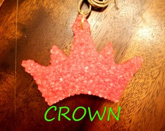 Aroma Bead Air Freshener-- Crown