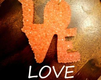 Aroma Bead Air Freshener-- LOVE