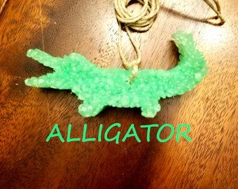 Aroma Bead Air Freshener-- Alligator