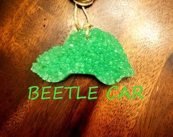 Aroma Bead Air Freshener-- Beetle Car