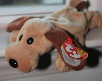 f86cf67141a Original 1993 Bones TY Beanie Baby Great Condition!
