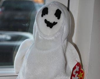 13dccb5ab60 Sheets the ghost TY Beanie Baby 1999 Mint Condition