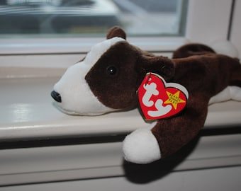 5b95cb56561 Bruno ty Beanie Baby 1997 great condition!