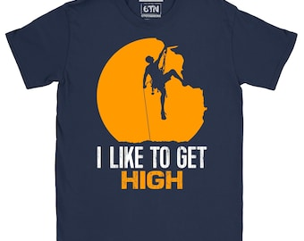 Vintage Style Rock Climbing Retro Bouldering Climber Gift T-Shirt Birthday Gift