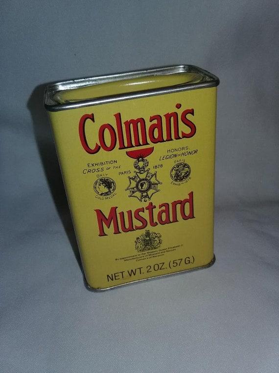 Colman/'s Mustard Tin