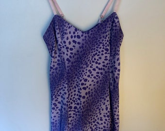 e296aefeb4 Cheetah Print Slip Dress