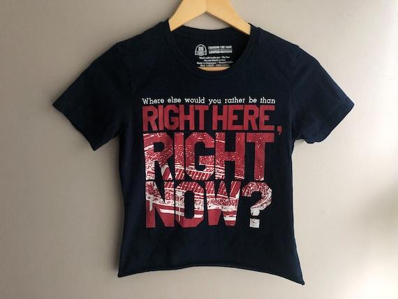 Women's Buffalo Bills Cropped T-Shirt, Buffalo Bil