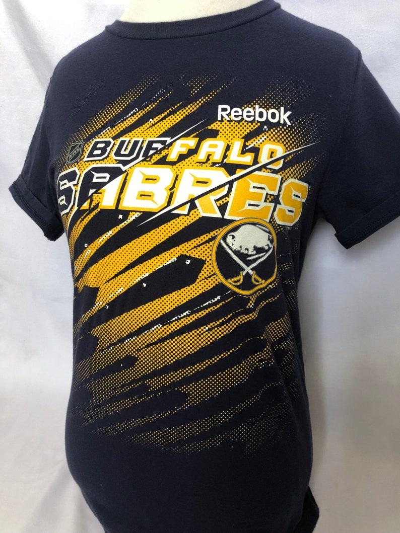 the best attitude 886e1 9ceb1 Old-School Buffalo Sabres Shirt
