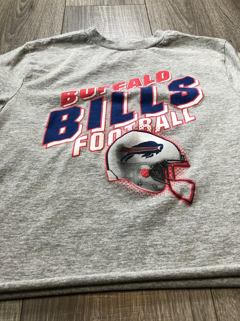 Buffalo Bills Cropped Top Buffalo Bills Football Cropped Shirt Bills T-Shirt Women/'s Buffalo Bills Shirt Buffalo Football Shirt