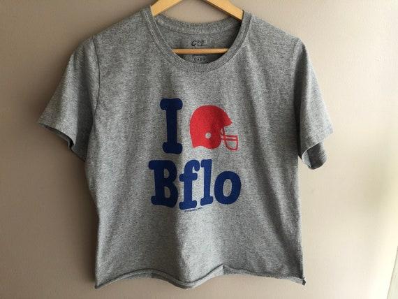 Buffalo Bills Football Shirt, Women's Buffalo Bill