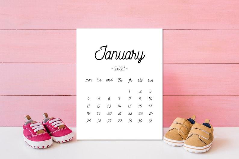 Januar Baby 2021