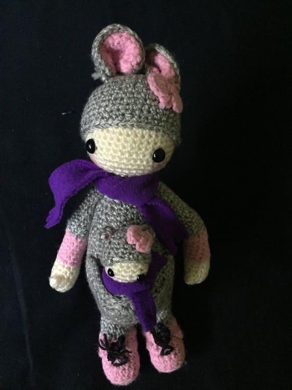 Crocheted Bugs Bunny – Geek Crafts | 760x570