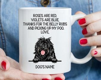 Portugiesisch Wasser Hund Kühlschrank Magnet Geschenk Schwarz