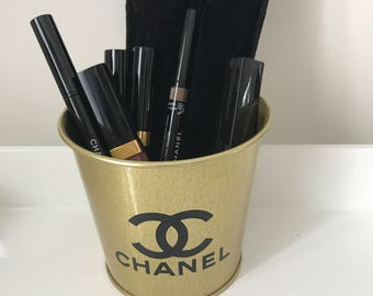 Chanel Inspired Make up Brush Holder