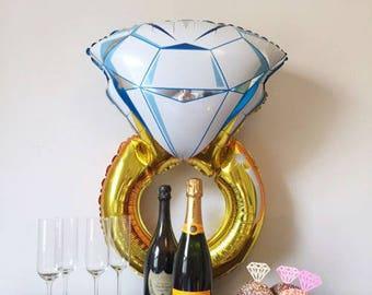 Wedding Ring Balloon