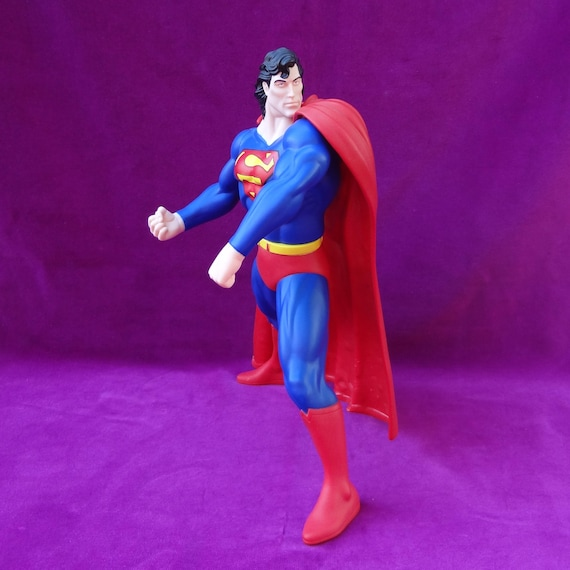 Store Exclusive Mint Brand New Condition Superman DC Super Heroes 12 inch action figure 1990s Warner Bros