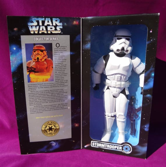 "Hasbro Star Wars 12/"" pouces classique STORMTROOPER figure"