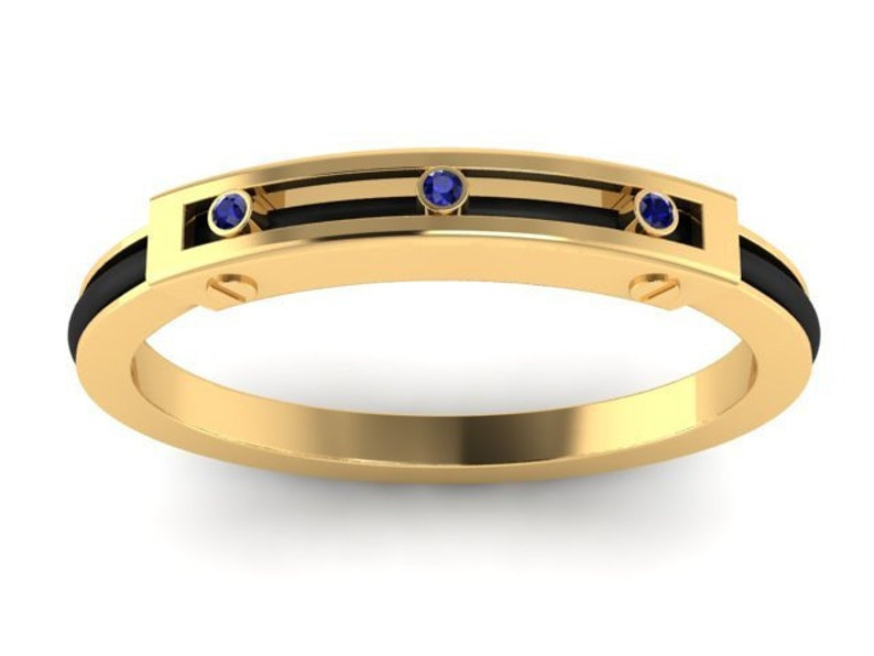 Gold Hair Tie Bracelet