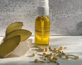 Jasmine & Ginger Body Oil