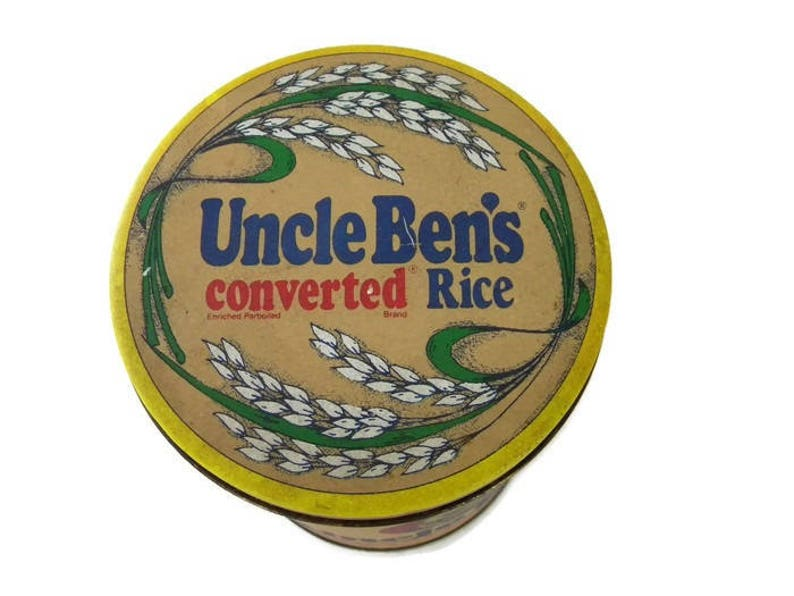 Swee-touch-nee Priced Separately Uncle Ben/'s SALE 50/% OFF 80s Collectible Tins Barbershop Quartet Wizard of Oz