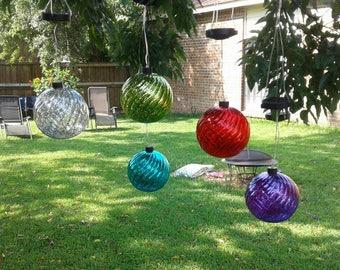 Solar Hanging Xmas Ornaments