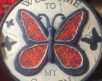 Butterfly Steppingstone