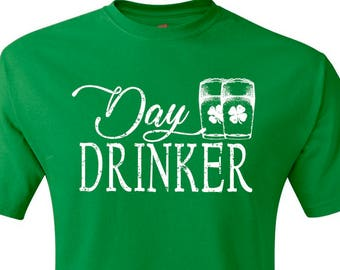 Day Drinker Funny T-Shirt