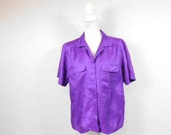 Laura /& Jayne Collection Working Gal Blouse