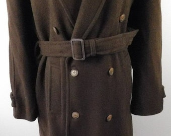 Wwii winter coat | Etsy