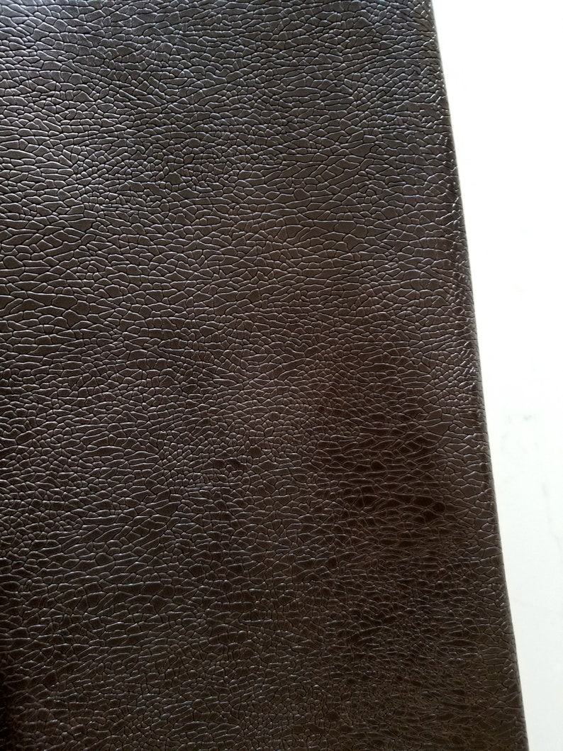 New Leather Dark Brown Leather-Hide Leather Hide Leather Fabric Real Leather Genuine Leather Sheets