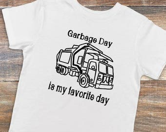 Garbage Day is my favorite day.