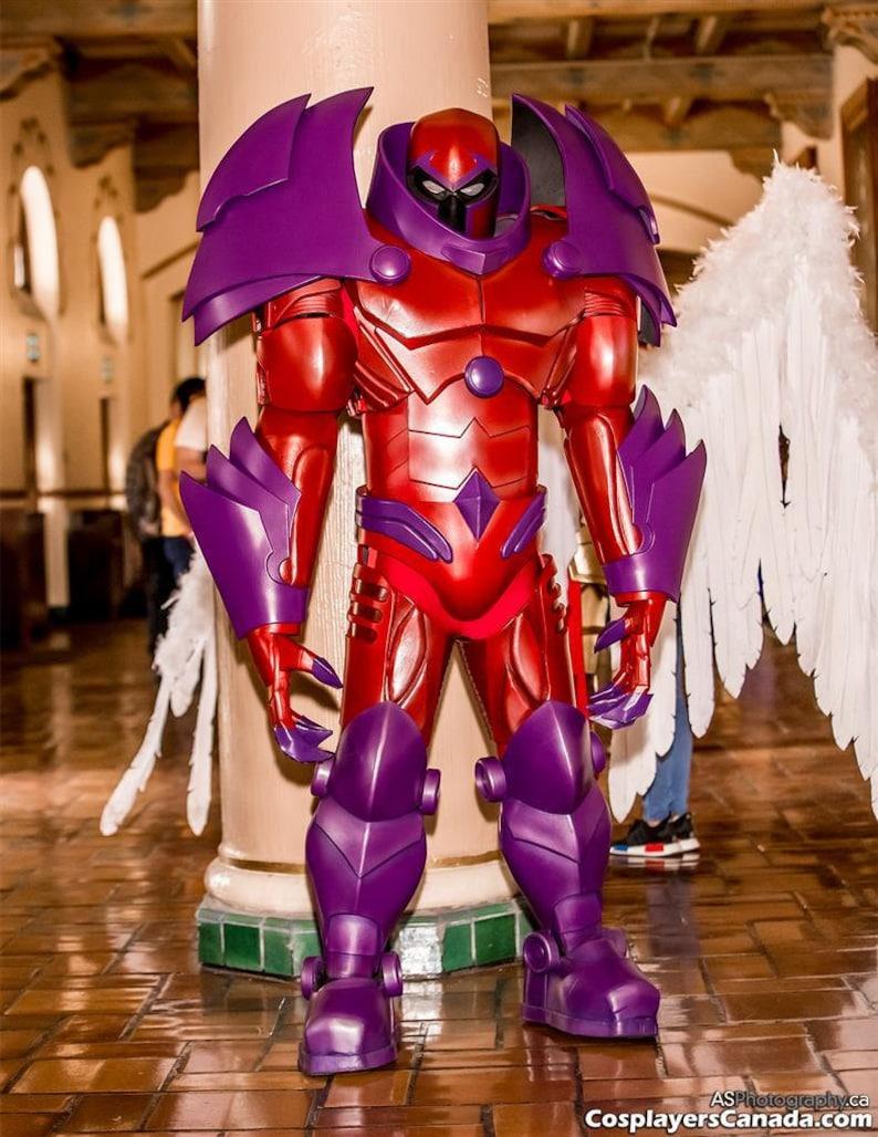 X-Men Onslaught Armor Pepakura Files
